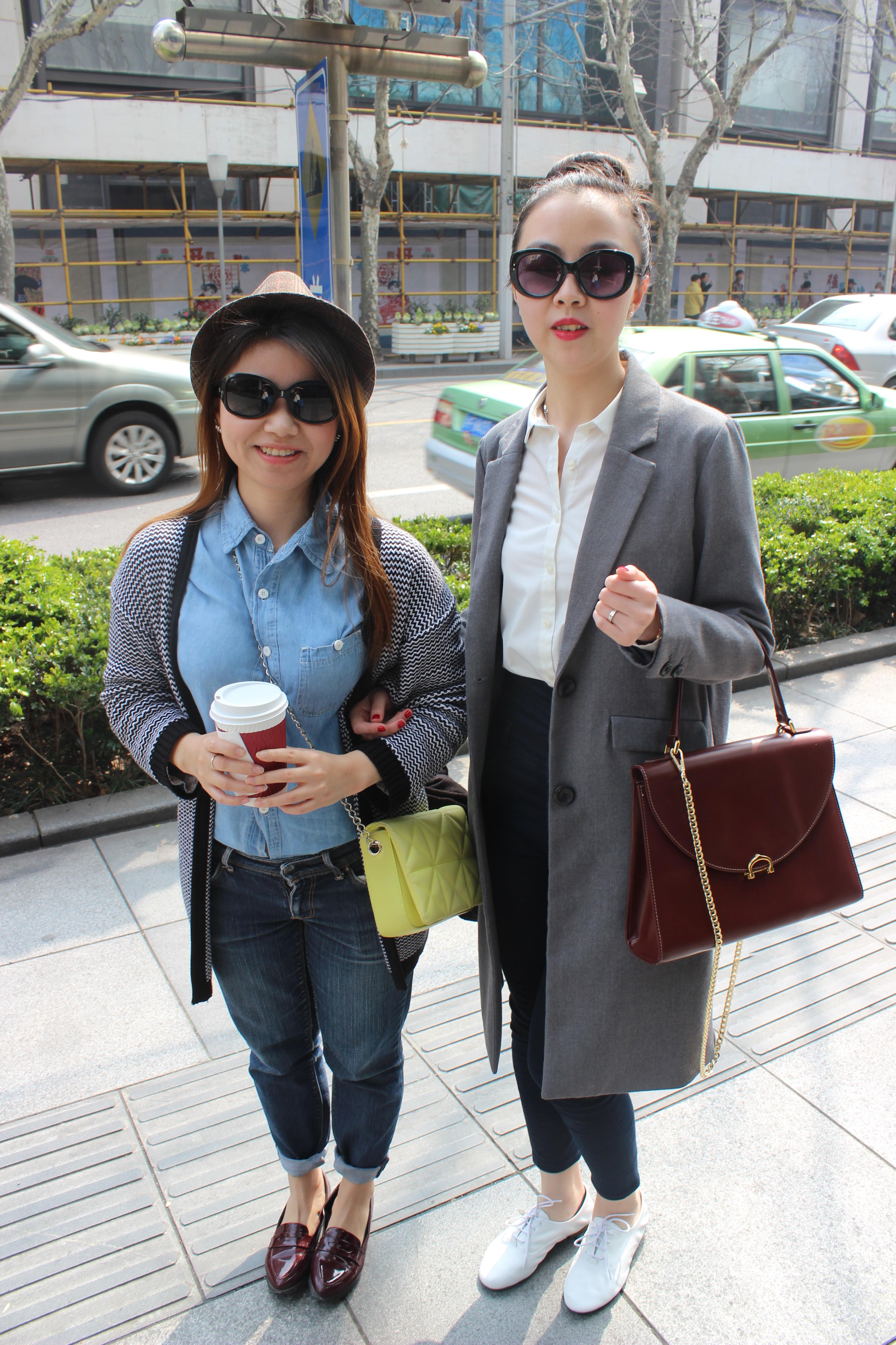 Street Styles Shanghai Des Ur